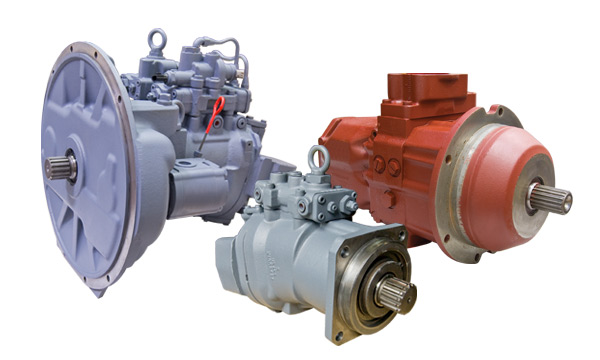 Reman Hydraulic Pumps for John Deere Equipment