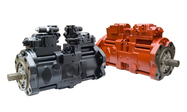 Reman Hydraulic Pumps for Samsung Equipment