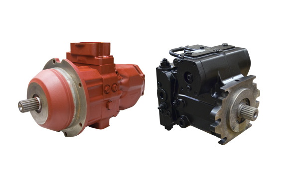 Reman Hydraulic Pumps for Terex Equipment