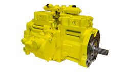 Hyundai Equipment Hydraulic Pumps and Motors