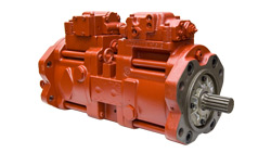 Case Equipment Hydraulic Pumps and Motors