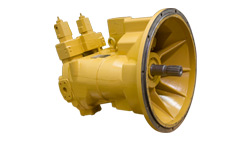 Caterpillar Equipment Hydraulic Pumps & Motors
