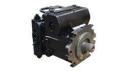 Terex Equipment Hydraulic Pumps & Motors