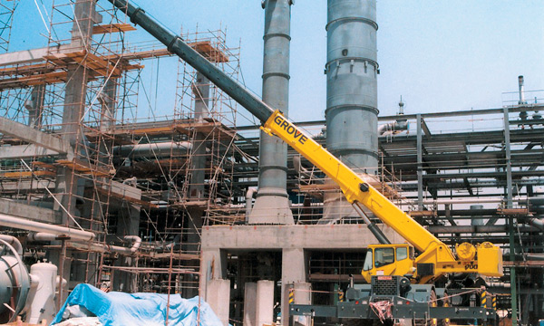 Manitowoc EnCORE Cylinder Repair Program - Hydraulic Repair and Design - Rough Terrain Cranes